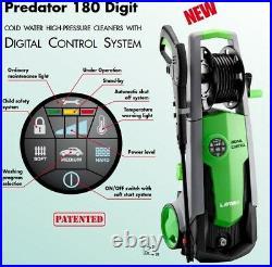 Lavor Nettoyeur haute pression ECO ENERGY + Controle Digital 180 Bars 2500W 51