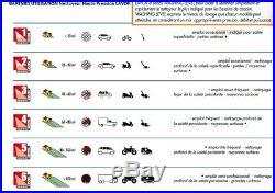 Lavor Nettoyeur haute pression Eau chaude 145 Bars 450L/h RIO 1108