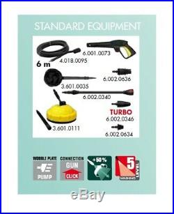 Lavor Nettoyeur haute pression Eau froide 2100 W 150 bar Predator 150