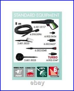 Lavor Nettoyeur haute pression Eau froide 2500 W 160 bar Predator 160 WPS