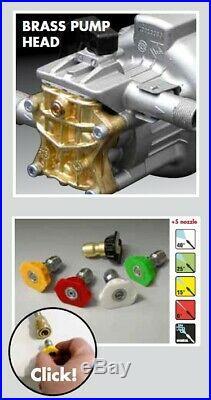 Lavor Nettoyeur haute pression PRO Moteur INDUCTION 180 Bars 2800W 510L/h Ve