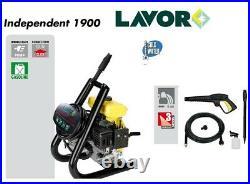 Lavor Nettoyeur haute pression thermique 130 Bars 520L/h Independent 1900