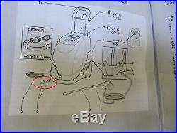 Lavor Xtr 1007 Nettoyeurs Haute Pression (8.052.0814) Facture Y03541