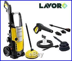 Lavorwash GALAXY 150 Vertical Electrique 450l/h 2100W nettoyeur haute pression