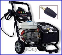 MOTEUR nettoyeurs haute pression 220 bar à vapeur 7ps gartenreiniger avec