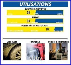 Michelin Nettoyeur Haute pression thermique 4HP Loncin 160F 207 bar 520L/h M