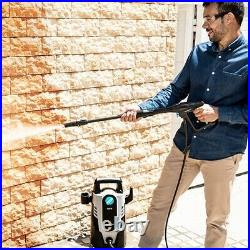 NETTOYEUR HAUTE PRESSION CECOTEC HIDROBOOST 1400 1400W 105 BAR 408 L/H NOIR neuf