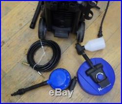 NILFISK D 140.4-9 COUSSINET X-TRA, nettoyeurs haute pression, bleu, 128470535