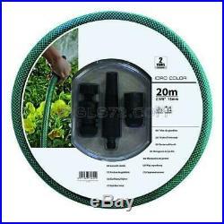 Nettoyeur Haute Pression 135 Bar 408 L/h 1600w Scheppach Hce1600 + Tuyau 20 Mt