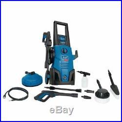 Nettoyeur Haute Pression 135bar 1600W Kit Accessoires Complet Bleu Noir