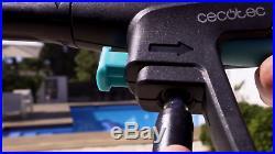 Nettoyeur Haute Pression Électrique Compacte Puissant Portable 1400W + Tuyau 3M
