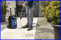 Nettoyeur Haute Pression Electrique Puissant Compact+Accessoires Voiture Jardin