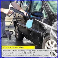 Nettoyeur Haute Pression, HP03A 1800W 140Bars 330 L/H Nettoyeur, Adjustable Bout