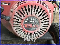 Nettoyeur Haute Pression Honda