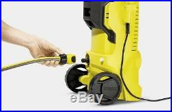 Nettoyeur Haute Pression KÄRCHER K2 Full Control 110 Bar Flexible 4m 1400W
