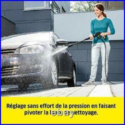 Nettoyeur Haute Pression Kärcher 110 Bar 4 Type Pression 1400W Lance Accessoires