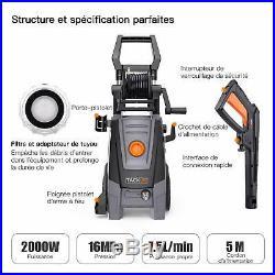 Nettoyeur Haute Pression Karcher 160 Bars Eau Chaude Laveur Haute Pression 2000W