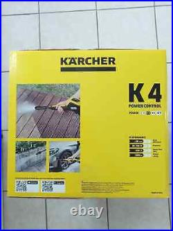 Nettoyeur Haute Pression Karcher K4 Power Control Appli Home Garden Neuf Ds Emba