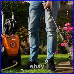 Nettoyeur Haute Pression pour usage intensif 150 Bar 2000W Haute Qualité Neuf FR
