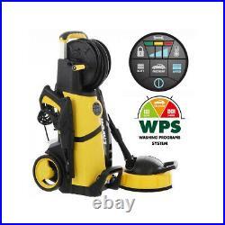 Nettoyeur Haute pression LAVOR LVR4 160 Bar 2500W à eau froide Commande digitale