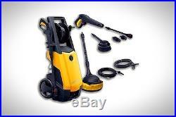 Nettoyeur Pro Haute Pression Lavor Pompe Alu 2500w 510l/h 250 Ewbar Neuf