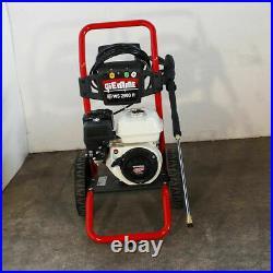 Nettoyeur à haute pression GIEMME WS 2900 H à moteur HONDA