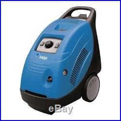 Nettoyeur haute pression 150 bars, eau chaude, 3000w, 570 l/h