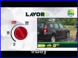 Nettoyeur haute pression 160 bars/245 EWbar Lavor sélecteur pression 3 niveaux