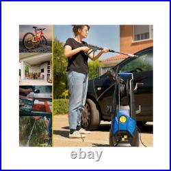 Nettoyeur haute pression 1800W 140 bar GOODYEAR230V Pompe INOX Moteur à inducti