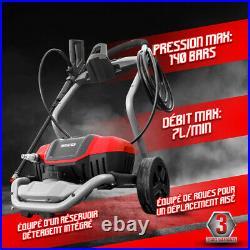 Nettoyeur haute pression 1800W 140 bars BRICK BHP1800-140 74209322