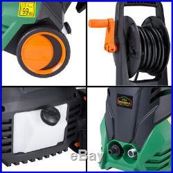 Nettoyeur haute pression 1800 W, 135 bars, 5,5 litres/min Tuyau 8m + Accessoires