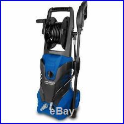 Nettoyeur haute pression 2000W 150 bars travaux nettoyage extérieur FR Hyundai