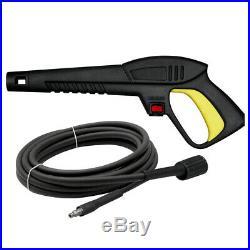Nettoyeur haute pression 2100W LAVOR 145 bar 2 en 1 COMPRESSEUR 7 bar Intégré La