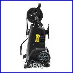 Nettoyeur haute pression 2200W 165 bar pression de travail max
