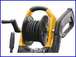 Nettoyeur haute pression 225 bar Moteur a induction débit max 8.7L/min puiss