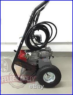 Nettoyeur haute pression 6,5 PS 4,8 kW à essence Moteur à essence