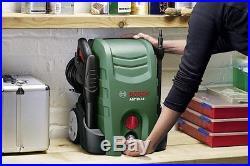 Nettoyeur haute-pression AQT 35-12 avec Nettoyeur de Terrasse Bosch NEUF