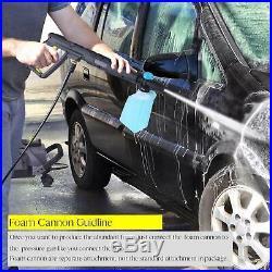Nettoyeur haute pression Autlead HP03A 1800W 140 Bar 330 L/H 5m tuyau