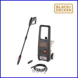 Nettoyeur haute pression BLACK & DECKER 120 bar 1500W