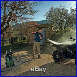 Nettoyeur haute-pression BOSCH 140 Bar 2100 W AQT 45-14 450 L/h Tuyau 8 mètres