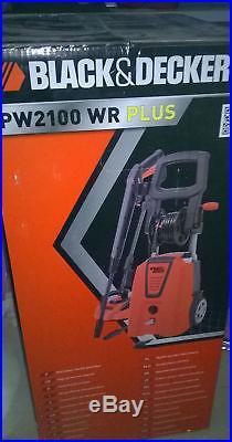 Nettoyeur haute pression Black et Decker PW2100WR plus 150 bars