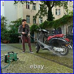 Nettoyeur haute pression Bosch EasyAquatak 120 3 x Buse, Pistolet haute press