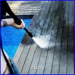 Nettoyeur haute pression Cecotec HidroBoost 1800 1800W 135 bar 468 l/h Noir