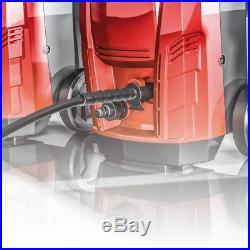 Nettoyeur haute pression Einhell TC-HP 1538 PC mobilité maximal transport facile