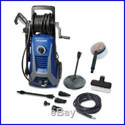 Nettoyeur haute pression Hyundai 165 bars+ déboucheur canalisation+ accessoires