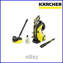 Nettoyeur haute pression KARCHER k5 Premium full control plus home