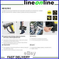 Nettoyeur haute pression Karcher HD 5/15 C 200 bar 500 l / h