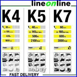 Nettoyeur haute pression Karcher K5 Full Control