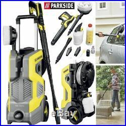 Nettoyeur haute pression Parkside 150 BARS avec accessoires