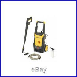 Nettoyeur haute pression STANLEY 1400W Laveur haute pression 110 bars tuyau pres